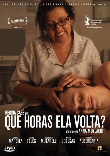 QUE HORAS ELA VOLTA
