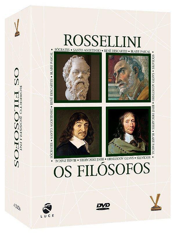 OS FILÓSOFOS DE ROSSELLINI