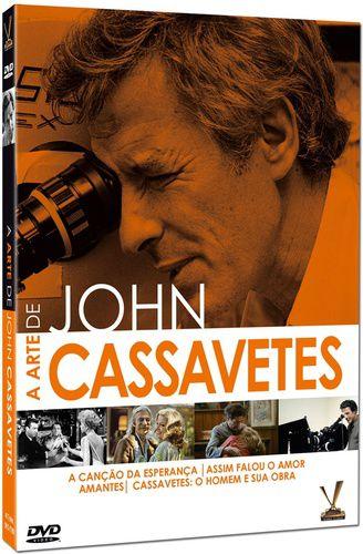 A ARTE DE JOHN CASSAVETES