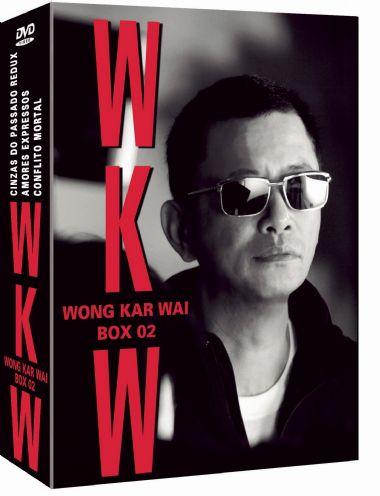 COLEÇÃO WONG KAR-WAI - BOX 02