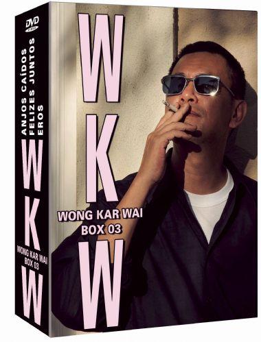COLEÇÃO WONG KAR-WAI - BOX 03