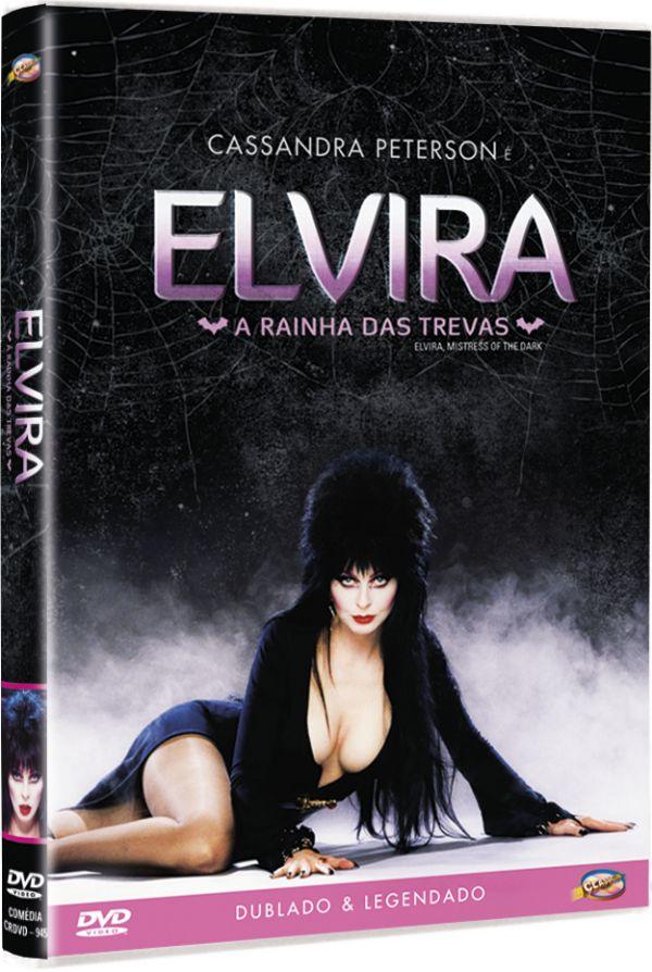 ELVIRA - A RAINHA DAS TREVAS - ENTREGA PREVISTA PARA 21/05/2018