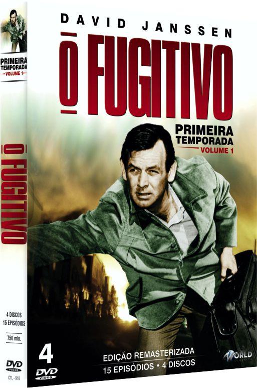 O FUGITIVO - 1ª TEMPORADA - VOL. 1