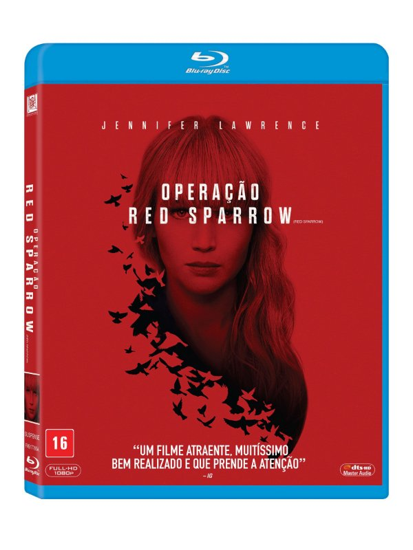 OPERAÇÃO RED SPARROW - ENTREGA PREVISTA 27/06/2019