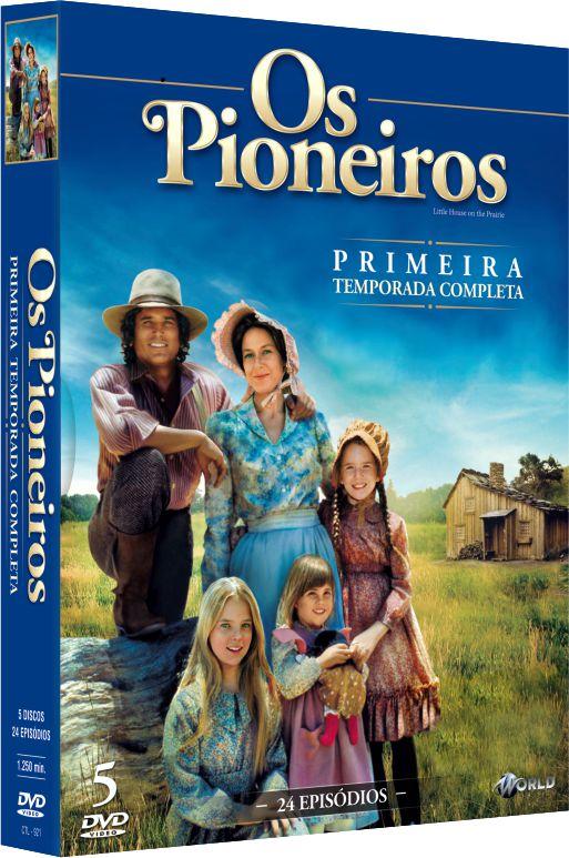 OS PIONEIROS - 1ª TEMPORADA COMPLETA