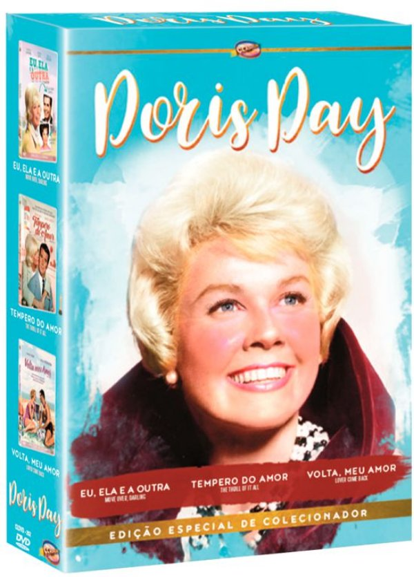 BOX DORIS DAY - ENTREGA PREVISTA 15/06/2018