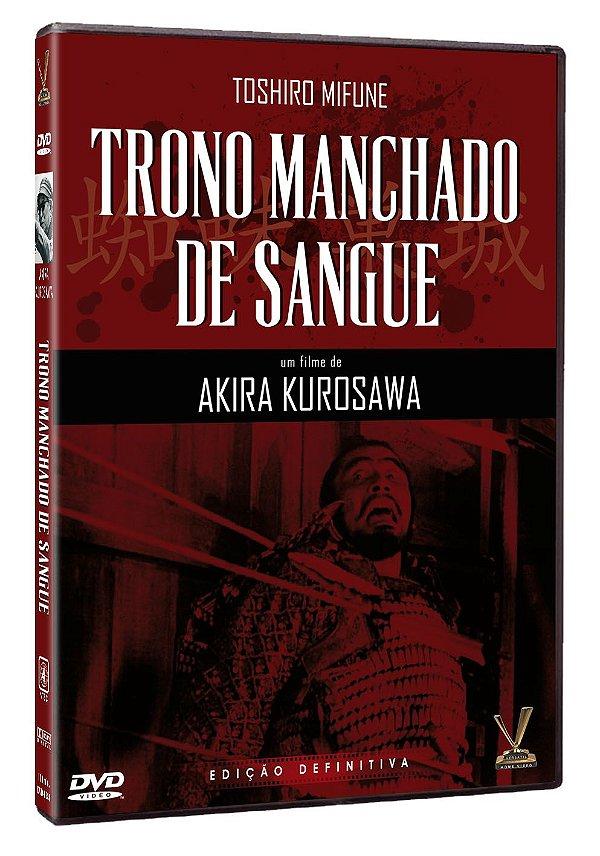 TRONO MANCHADO DE SANGUE