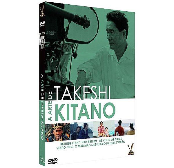 A ARTE DE TAKESHI KITANO