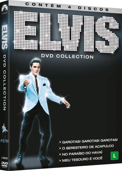 ELVIS - DVD COLLECTION