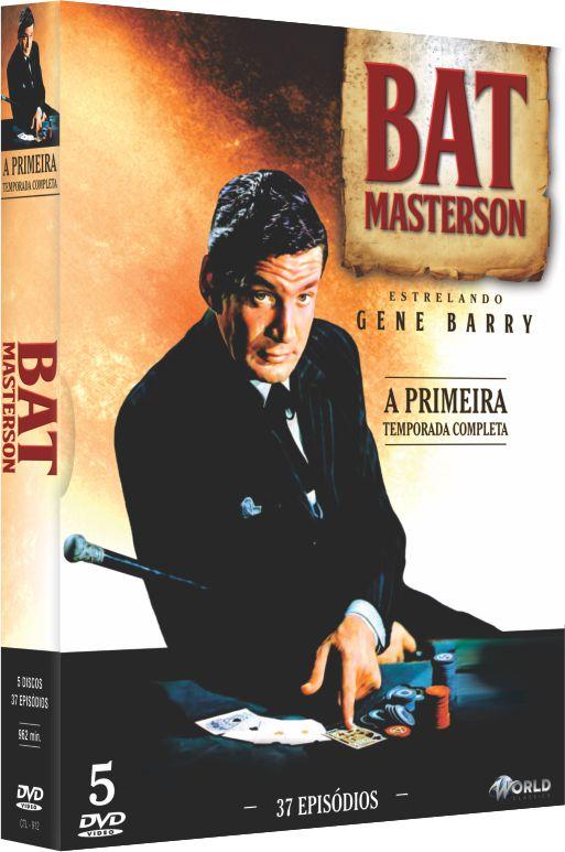 BAT MASTERSON A PRIMEIRA TEMPORADA COMPLETA