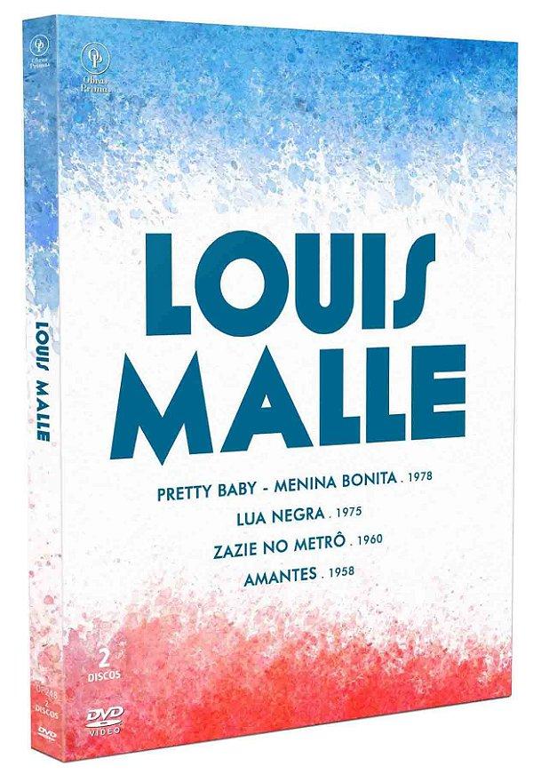 LOUIS MALLE - DIGIPAK COM 2 DVD'S