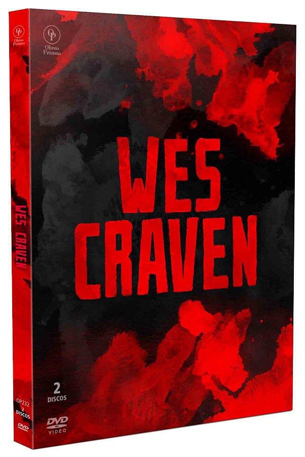 WES CRAVEN - DIGIPAK COM 2 DVD'S