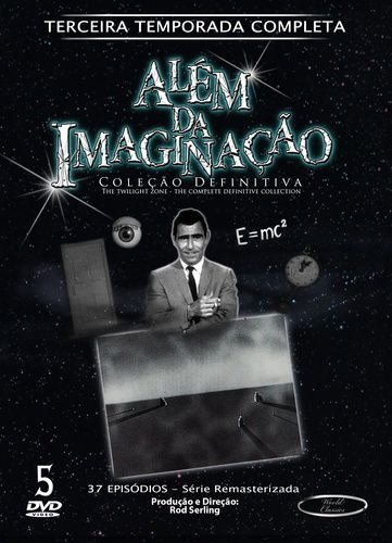ALÉM DA IMAGINAÇÃO - TERCEIRA TEMPORADA COMPLETA