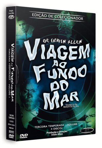 VIAGEM AO FUNDO DO MAR - 3ª TEMPORADA - VOL.1