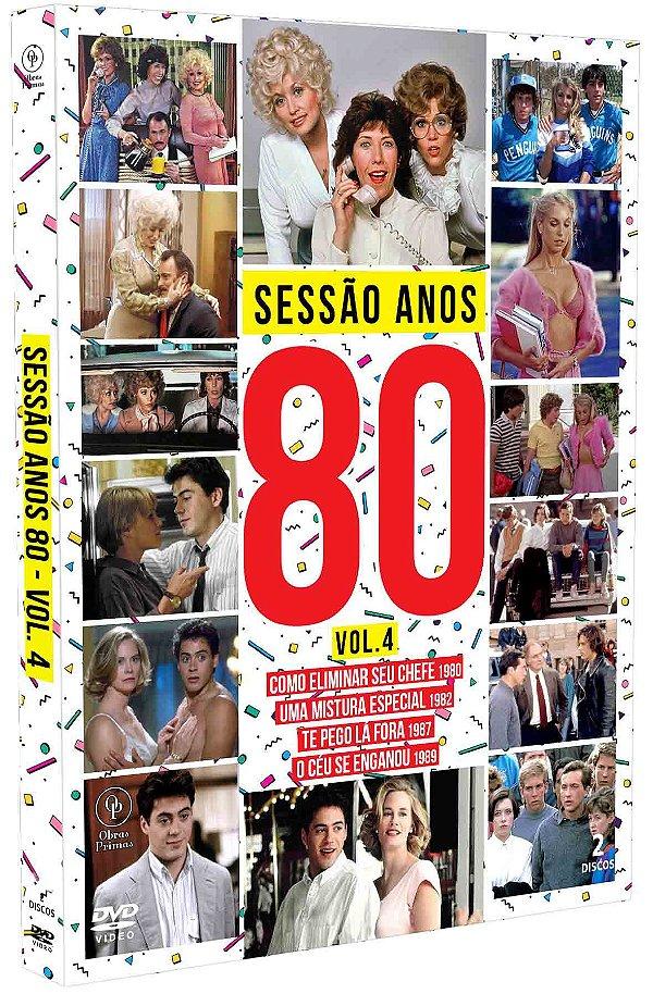 SESSÃO ANOS 80 VOL. 4