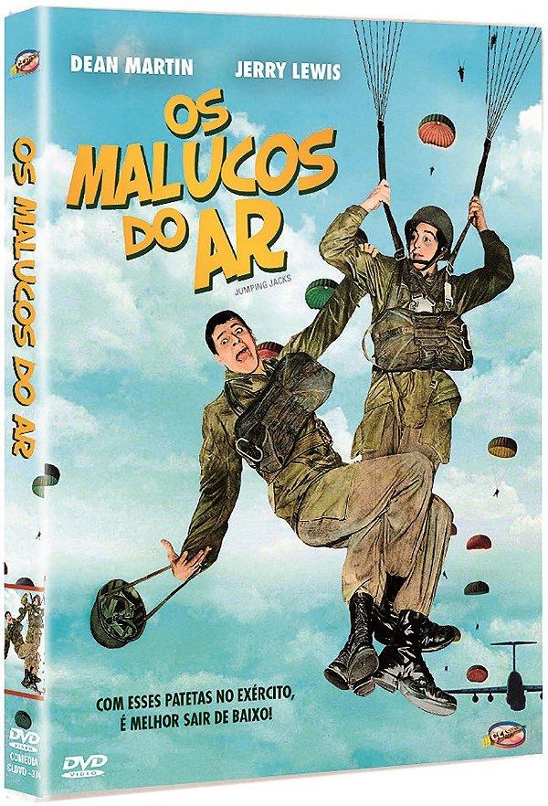 OS MALUCOS NO AR