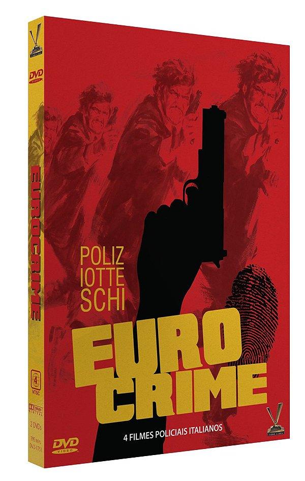 EUROCRIME – O POLICIAL ITALIANO  ENTREGA PREVISTA PARA A PARTIR DE 12/11/2018