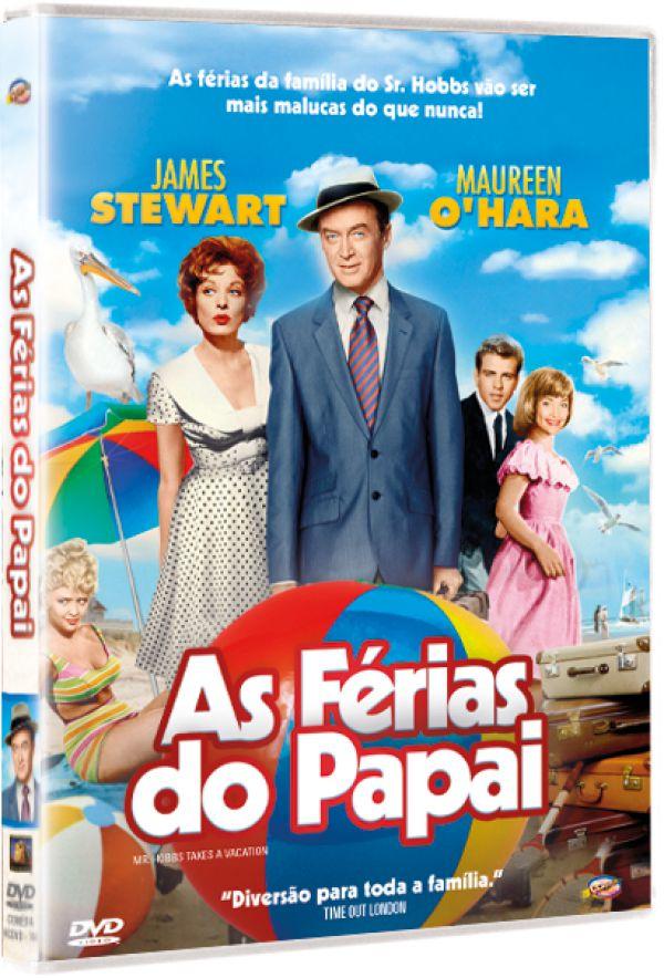 AS FÉRIAS DO PAPAI