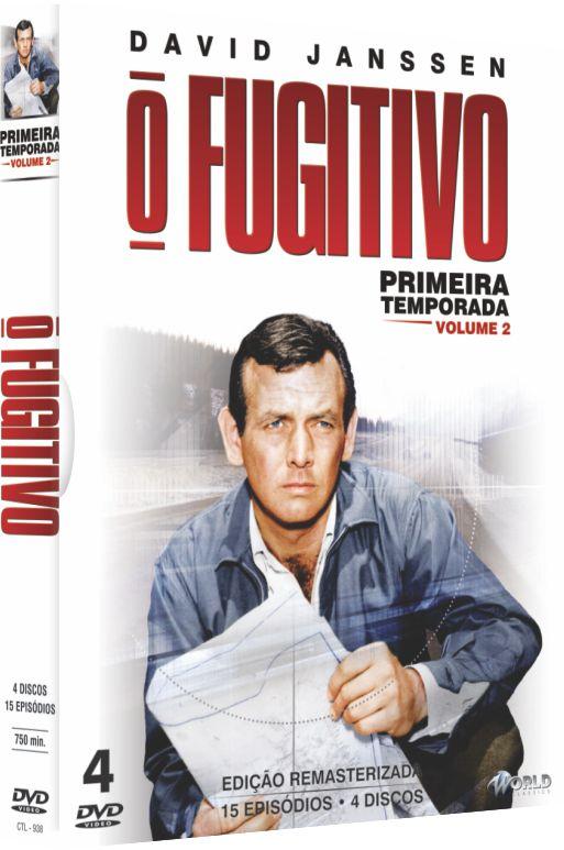 O FUGITIVO - 1ª TEMPORADA - VOLUME 2