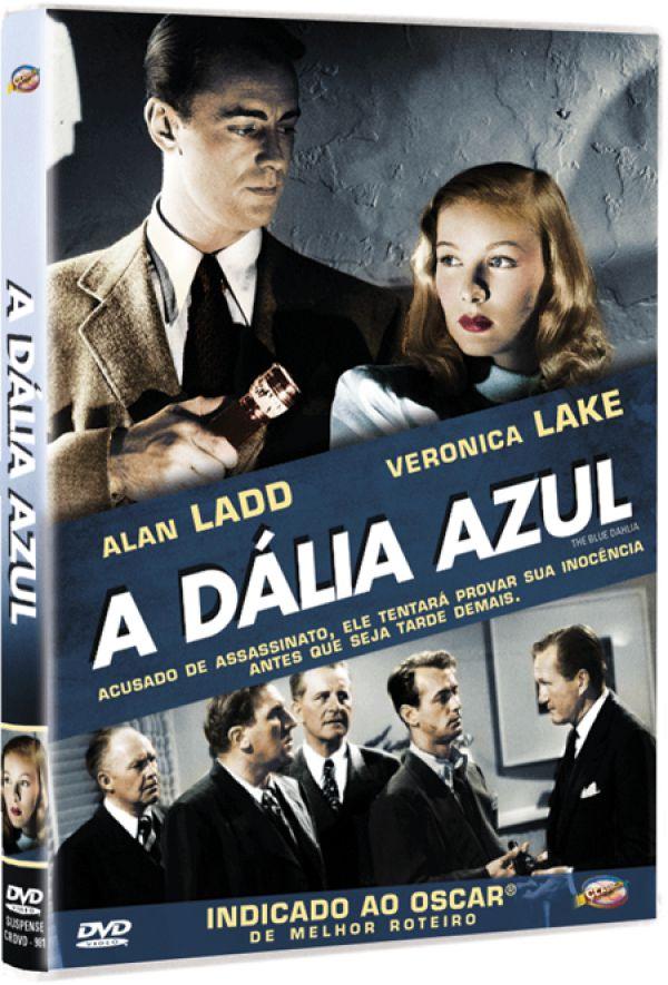 A DÁLIA AZUL