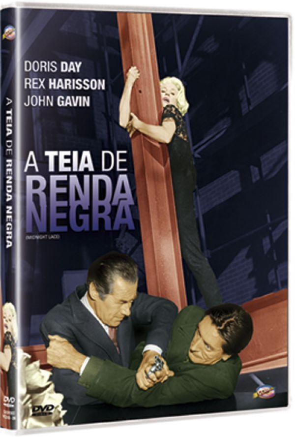 A TEIA DE RENDA NEGRA