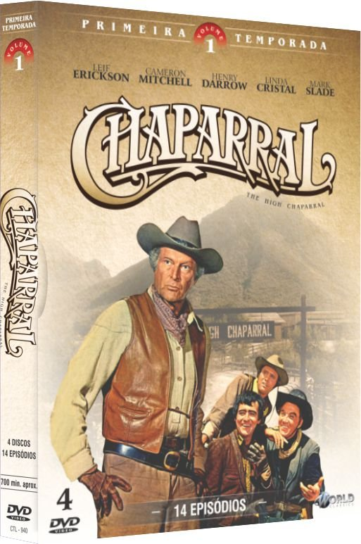 CHAPARRAL - 1ª TEMPORADA VOL.1