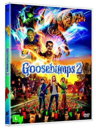 GOOSEBUMPS 2 (DVD)