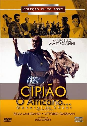 CIPIÃO, O AFRIANO .... GENERAL DE CÉSAR