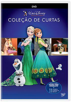 WALT DISNEY ANIMATION - COLEÇÃO DE CURTAS