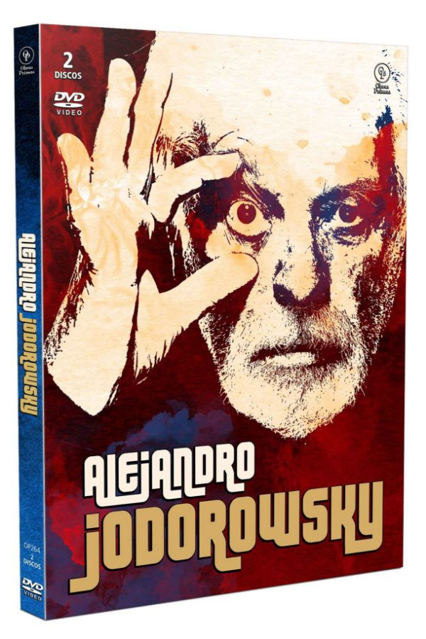 ALEJANDRO JODOROWSKY - DIGIPAK COM 2 DVD'S