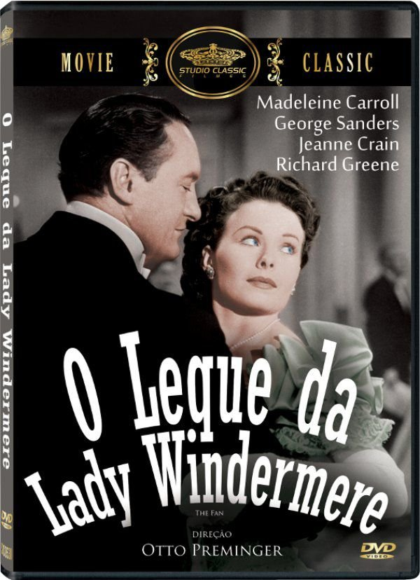 O LEQUE DA LADY WINDERMERE