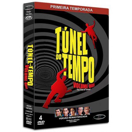 TÚNEL DO TEMPO- PRIMEIRA TEMPORADA VOL.2