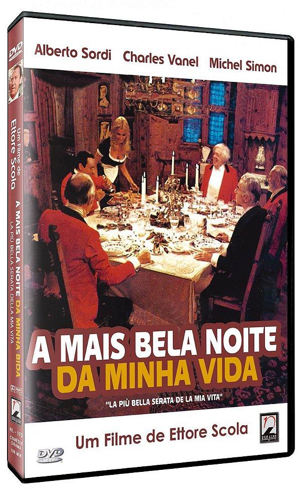 A MAIS BELA NOITE DA MINHA VIDA