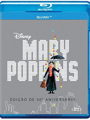 MARY POPPINS - EDIÇÃO DE 50 ANOS  BD
