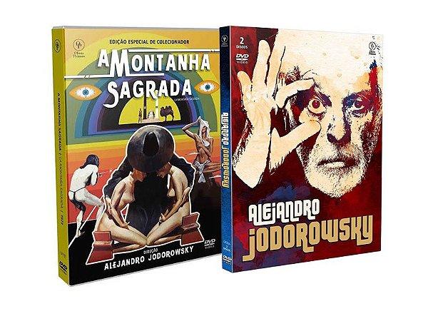 COMBO - ALEJANDRO JODOROWSKY