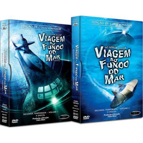 COMBO - VIAGEM AO FUNDO DO MAR SEGUNDA TEMPORADA COMPLETA (2 BOXES)