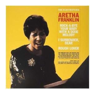 LP ARETHA FRANKLIN - THE ELECTRIFYING + 3 BONUS TRACKS (IMPORTADO)