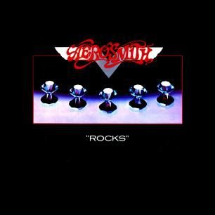 LP AEROSMITH - ROCKS (IMPORTADO)