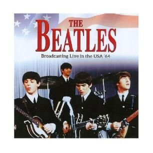 LP THE BEATLES - BROADCASTING LIVE IN THE USA '64 (IMPORTADO)