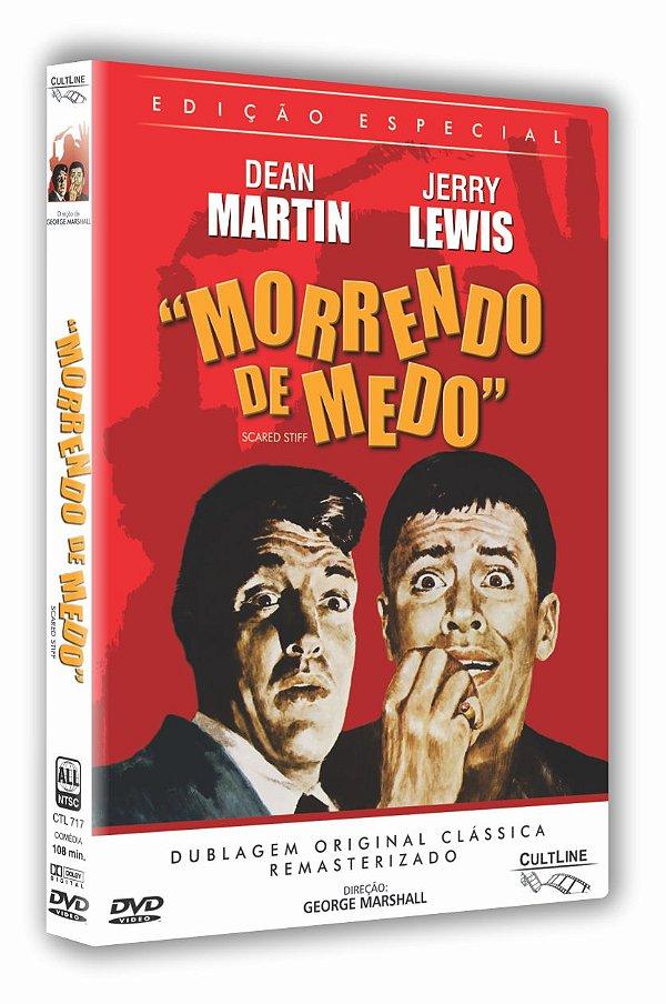 MORRENDO DE MEDO*