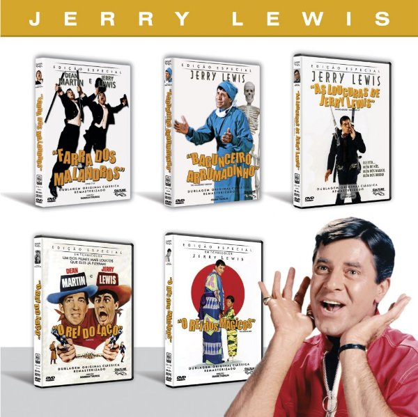 COMBO JERRY LEWIS 2