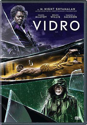 VIDRO (DVD) - ENTREGA PREVISTA PARA A PARTIR DE 10/05/2019