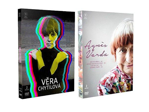 COMBO - AGNÈS VARDA +VERA CHYTILOVÁ