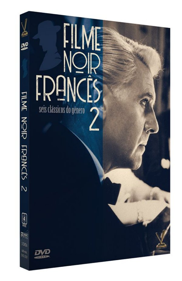 FILME NOIR FRANCÊS VOL.2 - ENTREGA PREVISTA PARA A PARTIR DE 13/05/2019