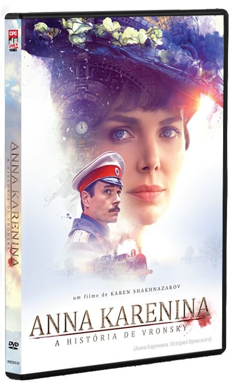 ANNA KARENINA. A HISTORIA DE VRONSKY (DVD)