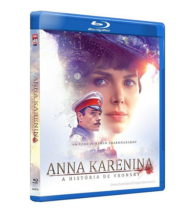 ANNA KARENINA. A HISTORIA DE VRONSKY BD