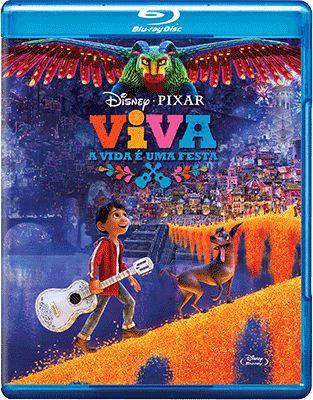 VIVA A VIDA É UMA FESTA (BLU-RAY)