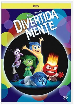 DIVERTIDAMENTE (DVD)