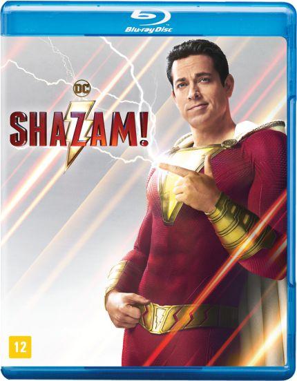 SHAZAM! (BLU-RAY) - ENTREGA PREVISTA PARA A PARTIR DE 12/08/2019