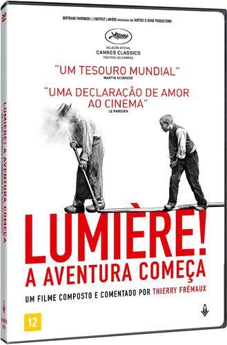 LUMIERE - A AVENTURA COMEÇA